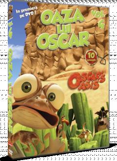 Oaza lui Oscar / Oscar's Oasis - Volumul 4 - DVD