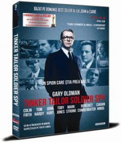 Un spion care stia prea multe / Tinker Tailor Soldier Spy - DVD