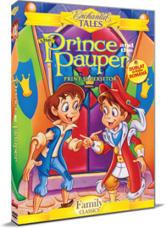 Print si Cersetor / The Prince and the Pauper - DVD