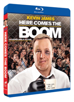 Categoria grea in actiune / Here Comes the Boom - BLU-RAY
