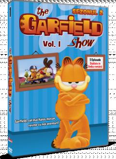 Garfield / The Garfield Show - Sezonul 2 - Volumul 1 - DVD