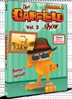 Garfield / The Garfield Show - Sezonul 2 - Volumul 3 - DVD