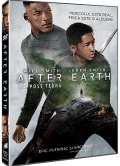 1000 Post Terra / After Earth - DVD