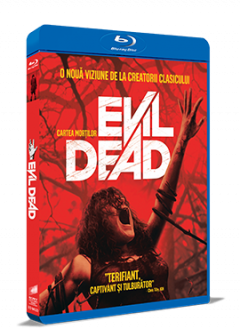 Cartea Mortilor / Evil Dead - BLU-RAY
