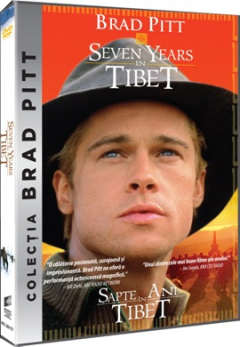 7 ani in Tibet / Seven Years in Tibet - DVD