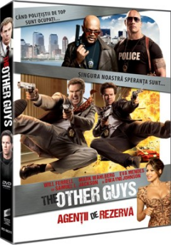 Agentii de rezerva / The Other Guys - DVD