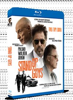Trei tipi duri / Stand Up Guys - BLU-RAY