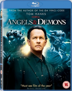 Ingeri si Demoni / Angels & Demons - BLU-RAY