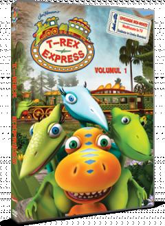T-Rex Express Volumul 1 - DVD