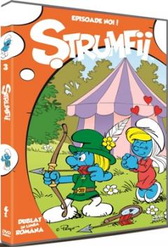 Strumpfii (Strumfii) Volumul 3 / The Smurfs - DVD