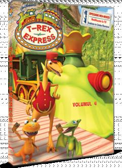 T-Rex Express Volumul 4 - DVD