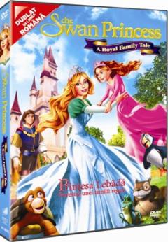 Printesa Lebada 5: Povestea unei familii regale / The Swan Princess: A Royal Family Tale - DVD