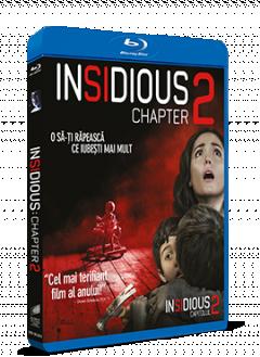 Insidious: Capitolul 2 / Insidious: Chapter 2 - BD