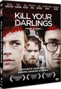 Tineri si rebeli / Kill Your Darlings - DVD