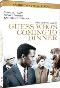 Ghici cine vine la cina? / Guess Who's Coming To Dinner - DVD