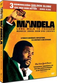 Mandela: Lungul drum spre libertate / Mandela: Long Walk to Freedom - DVD