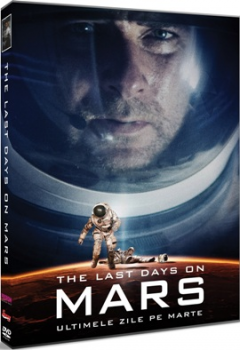 Ultimele zile pe Marte / The Last Days on Mars - DVD
