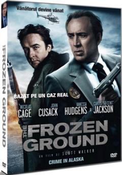 Crime in Alaska / The Frozen Ground - DVD