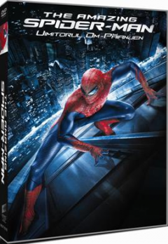 Uimitorul Om-Paianjen / The Amazing Spider-Man - DVD