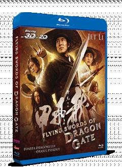 Poarta Dragonului: Orasul Pierdut / Flying Swords of Dragon Gate BLU-RAY 3D+2D