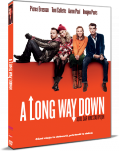 Adio, dar mai stau putin / A Long Way Down - DVD