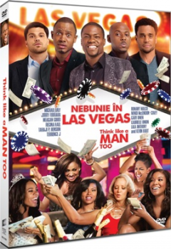 Nebunie in Las Vegas / Think Like a Man Too - DVD