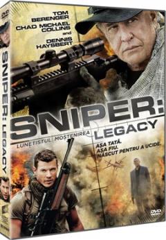 Lunetistul: Mostenirea / Sniper: Legacy - DVD