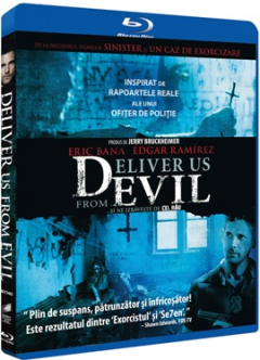 ...Si ne izbaveste de Cel Rau / Deliver Us from Evil - BLU-RAY