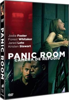 Camera de refugiu / Panic Room - DVD