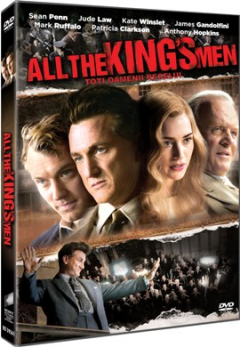 Toti oamenii Regelui / All The King's Men - DVD