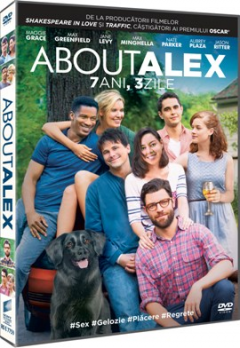 7 ani, 3 zile / About Alex - DVD