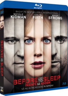 Inainte sa adorm / Before I Go To Sleep - BLU-RAY