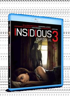 Insidious: Capitolul 3 / Insidious: Chapter 3 - BD