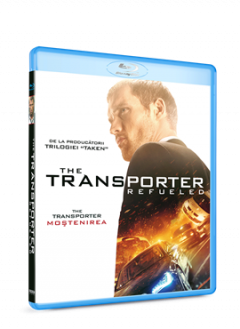 Transporter: Mostenirea / The Transporter Refueled - BD