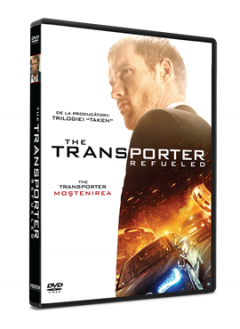 Transporter: Mostenirea / The Transporter Refueled - DVD