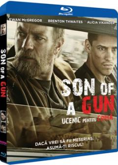 Ucenic pentru crima / Son of a Gun - BLU-RAY