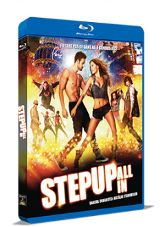 Dansul Dragostei: Batalia Starurilor / Step Up: All In - BLU-RAY
