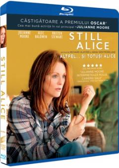 Altfel... si totusi Alice / Still Alice - BLU-RAY