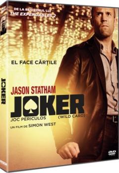 Joc Periculos / Joker (Wild Card) - DVD