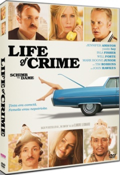 Schimb de dame / Life of Crime - DVD