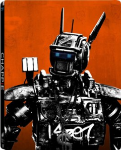 Chappie - BLU-RAY (Steelbook)