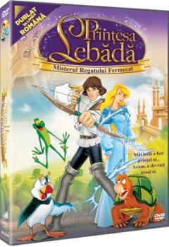 Printesa Lebada 3: Misterul Regatului Fermecat / The Swan Princess - The Mystery of the Enchanted Treasure - DVD