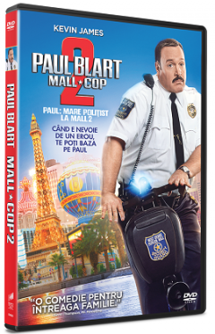 Paul, mare politist la Mall 2 / Paul Blart: Mall Cop 2 - DVD