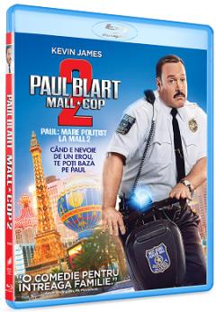 Paul, mare politist la Mall 2 / Paul Blart: Mall Cop 2 - BD