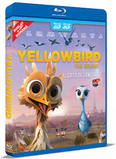 Pene Galbene / Yellowbird - BD 3D + 2D