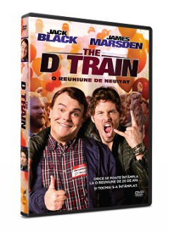 O reuniune de neuitat / The D-Train - DVD