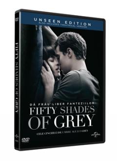 Cincizeci de umbre ale lui Grey / Fifty Shades of Grey - DVD