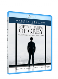 Cincizeci de umbre ale lui Grey / Fifty Shades of Grey - BD