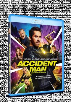 Accident Man: Razbunarea - BLU-RAY