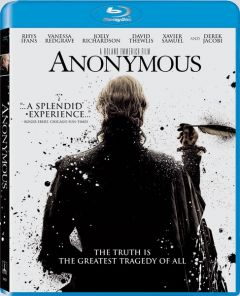 Anonim / Anonymous - BLU-RAY